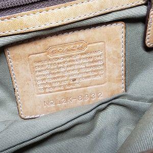 Coach Bags - Vintage COACH Hobo Denim & Leather Shoulder Bag